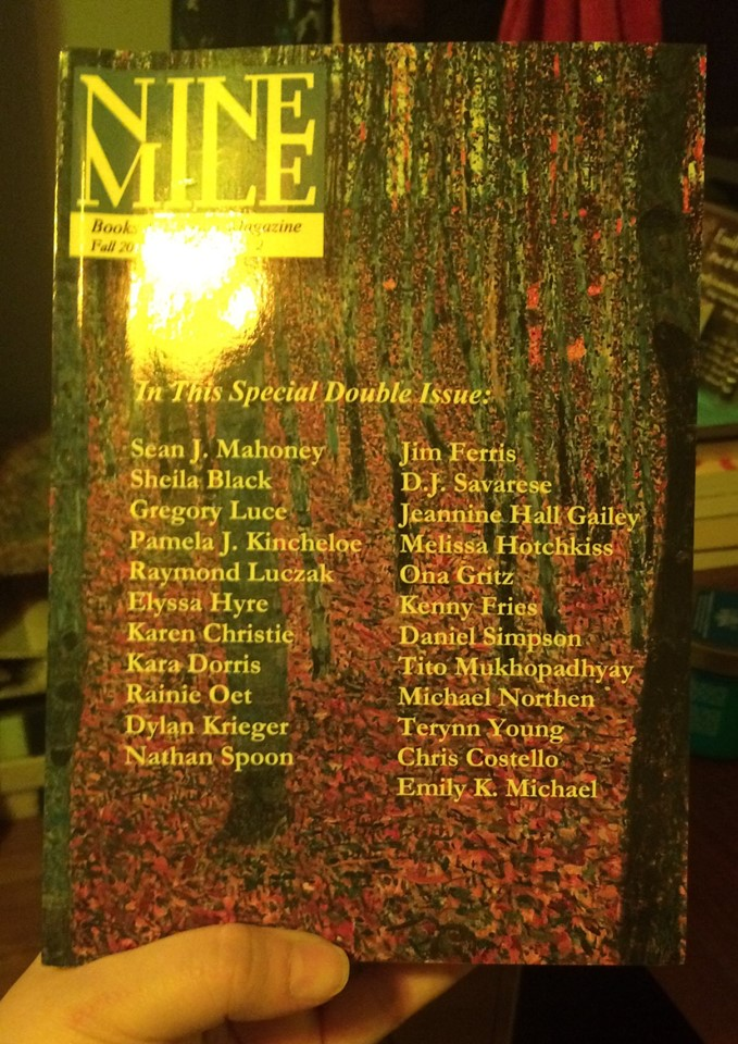 Cover of Fall 2019 Nine Mile Magazine